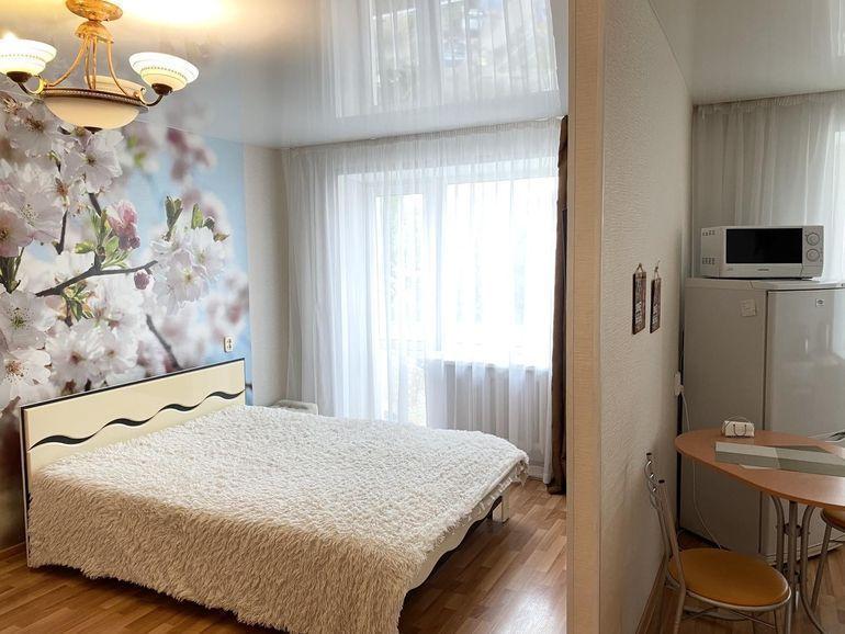 Фото 1-комнатная квартира в Гомеле на пр Ленина 14